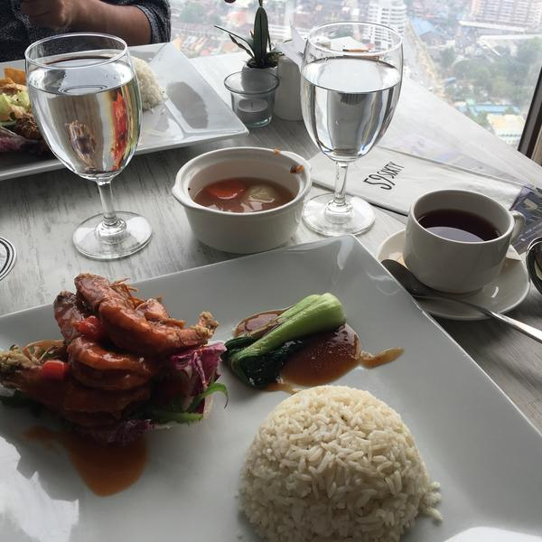 Review Of 59 Sixty Dining Room Bar Georgetown FoodAdvisor