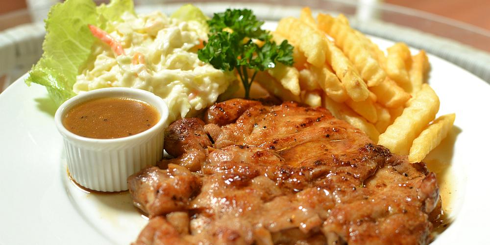 Best chicken chop in kota kinabalu foodadvisor forumfinder Gallery