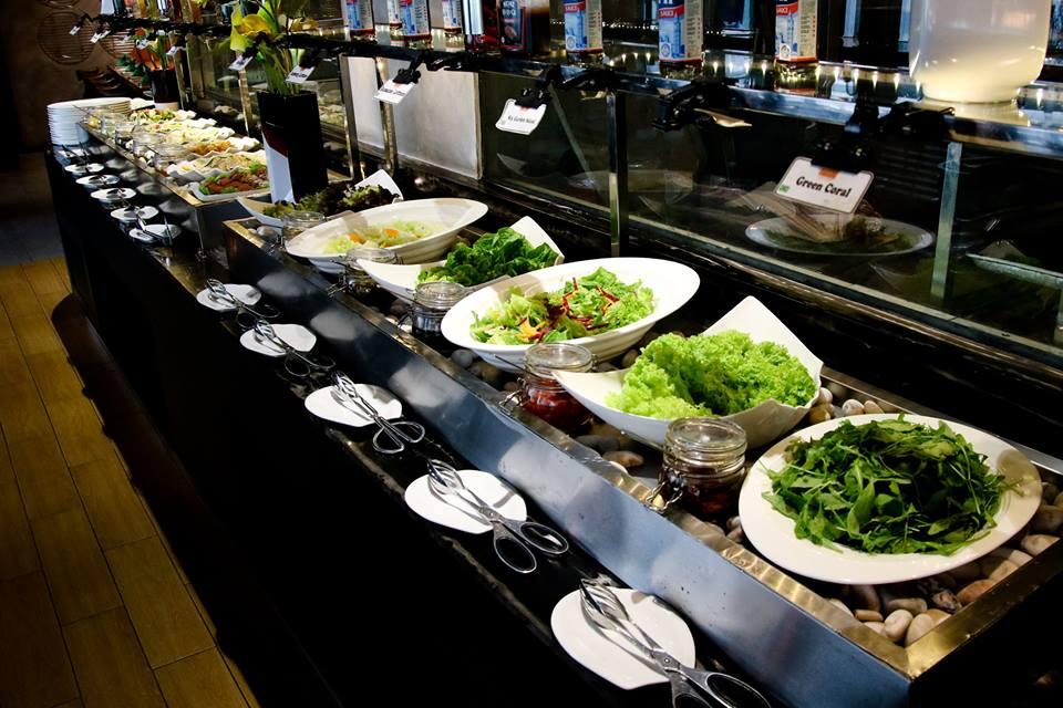 Samba brazilian steakhouse kuala lumpur foodadvisor for Samba buffet