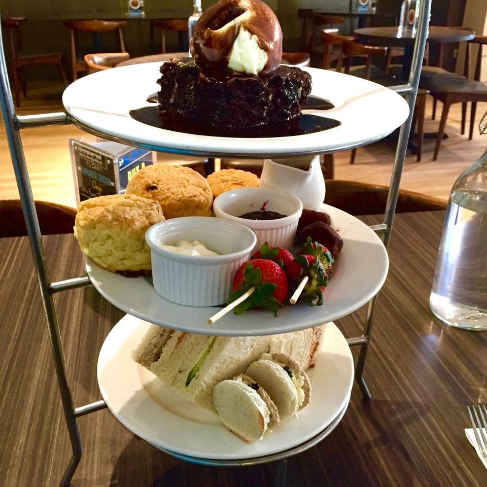 Jardin Cafe One Utama: Delicious Cafe @ 1 Utama, Petaling Jaya
