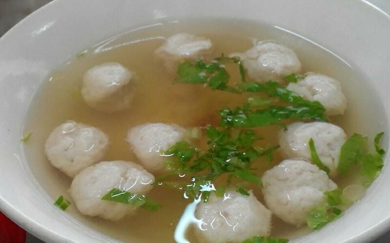 Kopitiam+melaka+ +lung+ann+refreshments+ +foursquare+9+ +meat+ball+soup