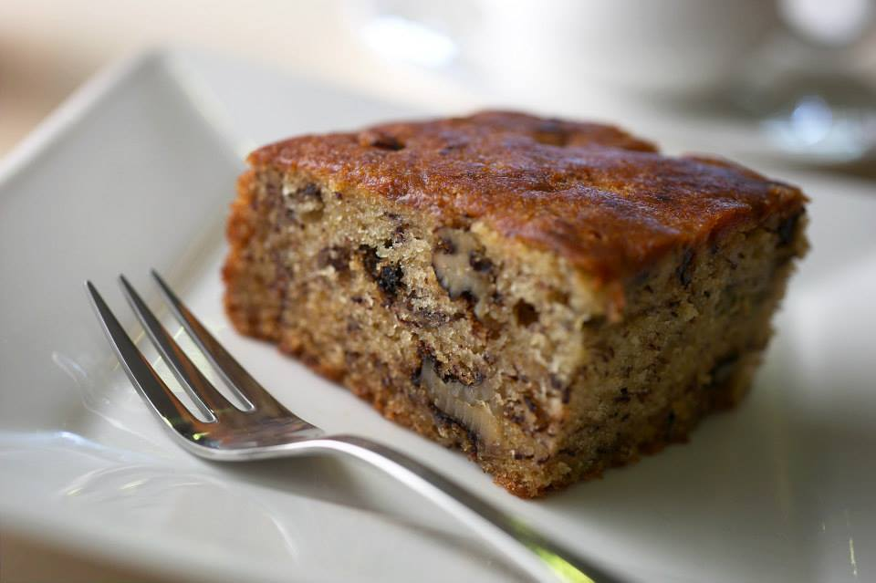 Walnut Cake The Chew