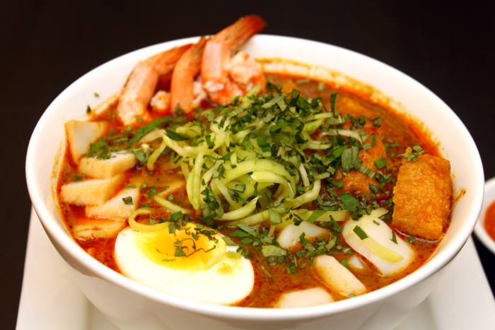 Restaurant Atlantic 1 (Baba Nyonya Food), Melaka