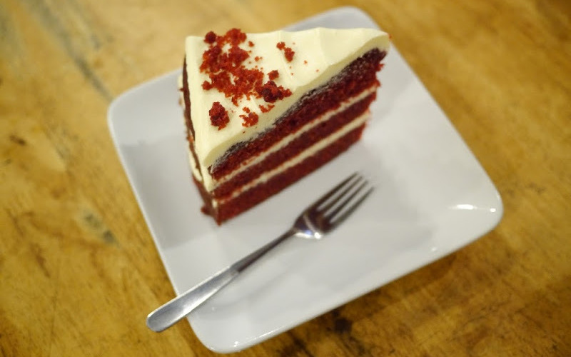 Famous Red Velvet Cake In Kl